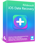 4Videosoft iOS Data Recovery Coupon
