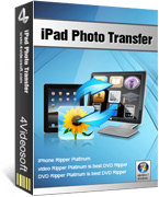 Unique 4Videosoft iPad Photo Transfer Discount
