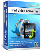 Secret 4Videosoft iPad Video Converter Coupon