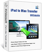 4Videosoft iPad to Mac Transfer Ultimate Coupon