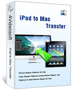 4Videosoft iPad to Mac Transfer Coupon