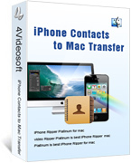 4Videosoft iPhone Contacts to Mac Transfer Sale Coupon