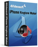 90% 4Videosoft iPhone Ringtone Maker Coupon