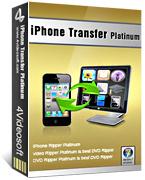 Exclusive 4Videosoft iPhone Transfer Platinum Coupon Discount