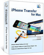 4Videosoft iPhone Transfer for Mac Coupon Discount