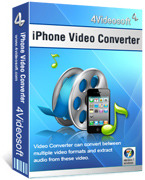 Exclusive 4Videosoft iPhone Video Converter Coupon Sale