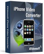 4Videosoft iPhone Video Converter Coupon Code – 90%