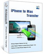 4Videosoft iPhone to Mac Transfer Coupon