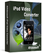 90% 4Videosoft iPod Video Converter Coupon