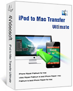 Exclusive 4Videosoft iPod to Mac Transfer Ultimate Coupon