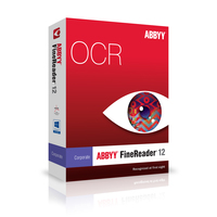 ABBYY FineReader 12 Corporate Upgrade 1 Concurrent License Download Coupon