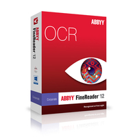 ABBYY USA ABBYY FineReader 12 Corporate Upgrade 3 Concurrent Licenses Download Coupon