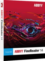 ABBYY FineReader 14 Corporate Upgrade Coupon