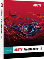ABBYY USA ABBYY FineReader 14 Enterprise Upgrade Coupon Code