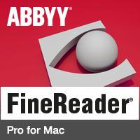 ABBYY – ABBYY FineReader Pro for Mac Coupon Deal