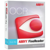 ABBYY USA ABBYY FineReader Pro for Mac Coupon Code