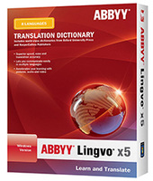 ABBYY USA ABBYY Lingvo X5 6 Languages Coupon