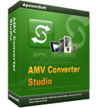 Apowersoft – AMV Converter Studio Personal License Coupon