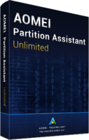 AOMEI Partition Assistant Unlimited + Lifetime Free Upgrades Coupons