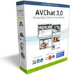 AVChat 3 Standard (100 connections) Coupon