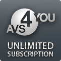 AVS4YOU Unlimited Subscription Coupons