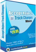 LantechSoft – Accept Reject Track Changes Word Coupon