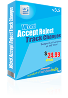 Window India Accept Reject Track Changes Discount