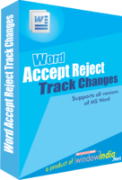 Accept Reject Track Changes Coupon