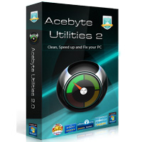 Acebyte Utilities ( 3 PCs / 1 Year ) Coupon – 45%
