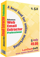 Advance Web Email Extractor Coupon