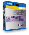 Advanced NTFS Undelete Coupon – 20%