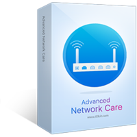 IObit – Advanced Network Care PRO Premium (5Mac/Lifetime)-Exclusive Coupons