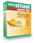 20% Advanced Outlook Express Repair (Business License) Coupon Code