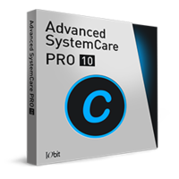 IObit – Advanced SystemCare 10 PRO with IU PRO – [ 3 PCs ] Coupon Deal