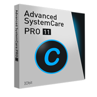 IObit Advanced SystemCare 11 PRO (1 YEAR 1 PC)- Exclusive Coupon Sale