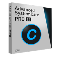 Advanced SystemCare 12 PRO with IU PRO – [ 3 PCs ] Coupon