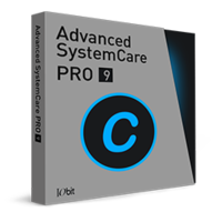 IObit – Advanced SystemCare 9 PRO (1 year subscription / 3 PCs) Sale