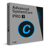 IObit Advanced SystemCare 9 PRO avec le Cadeau Gratuit- SD Coupon Sale