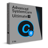 IObit Advanced SystemCare Ultimate 9 (1 year 3PCs)-Exclusive Discount