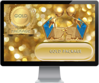 Aggressive White Hat – Gold Package – Monthly Coupon 15% OFF