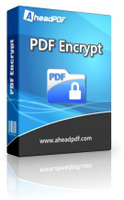 Ahead PDF Encrypt – Multi-User License (Up to 10 Users) Coupon 15%