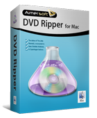 Aimersoft DVD Ripper for Mac – Exclusive 15% Coupon