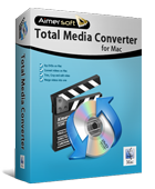 Aimersoft Total Media Converter for Mac Coupon