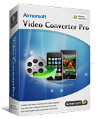Aimersoft Video Converter Pro – 15% Sale