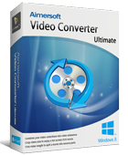 Aimersoft Video Converter Ultimate Coupon Code 15% Off