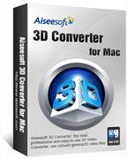 Aiseesoft 3D Converter for Mac Coupon Code – 40%
