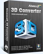 Aiseesoft 3D Converter Coupon Code – 40%