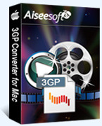Aiseesoft 3GP Converter for Mac Coupon Code