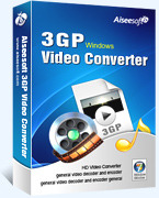 Aiseesoft Aiseesoft 3GP Video Converter Coupon