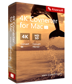 Aiseesoft 4K Converter for Mac – Exclusive 15% off Coupon
